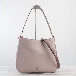 NWT Kate Spade Kailee Mixed Material Shoulder Bag